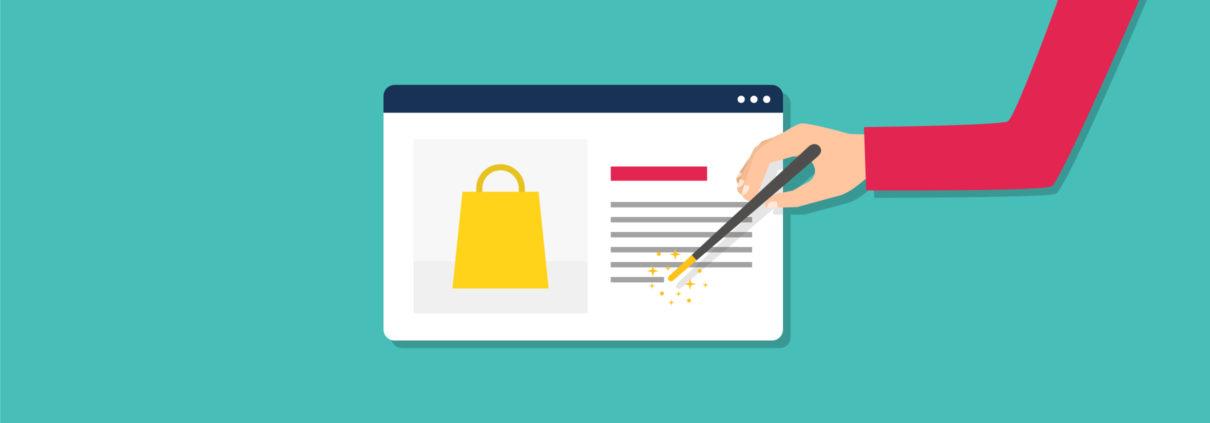Come scrivere la descrizione di un prodotto su un e-commerce