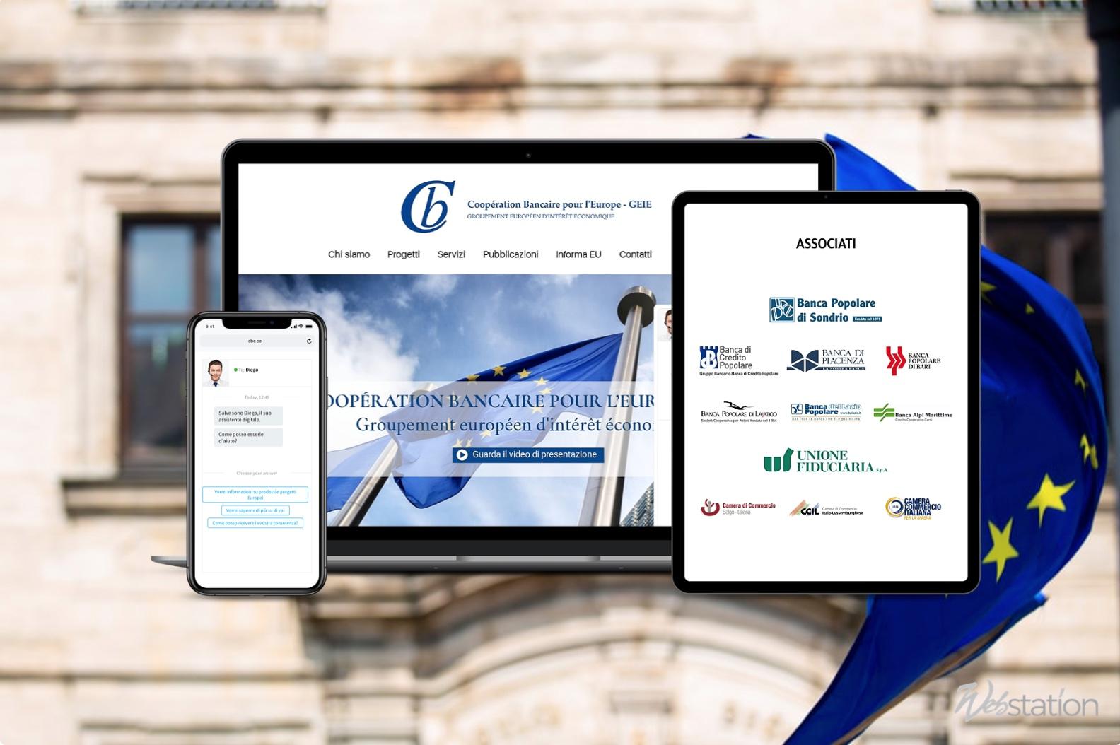 sitoweb unione europea banca