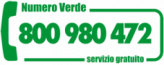 Numero verde agenzia realizzazione siti web